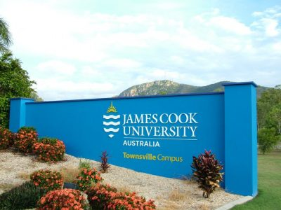 Authorised agent for James Cook University