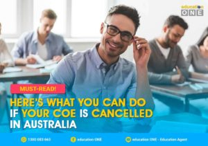 What Happens When Your COE Is Cancelled In Australia
