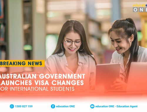 Australian Government Launches Visa Changes for International Students