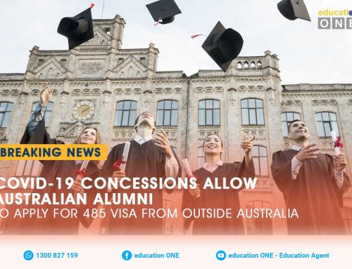 COVID-19 Concessions Allow Australian Alumni To Apply For 485 Visa From Outside Australia