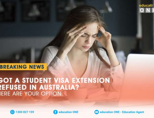 GOT A STUDENT VISA EXTENSION REFUSED IN AUSTRALIA? HERE ARE YOUR OPTIONS