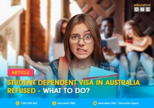 Student Dependent Visa in Australia Refused - What To Do (1)
