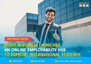 Study Australia Austrade Launched New Employability Hub