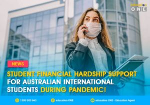 Student Financial Hardship Support For Australian International Student
